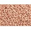 Seedbead 8/0 Metallic Beige Matt Terra Color